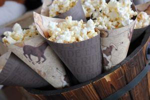 Popcorn from Pinterest