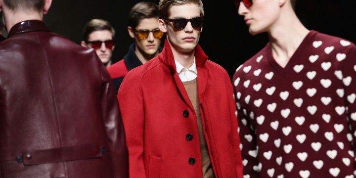 Burberry Prorsum Mens Fall-Winter 2014 Show